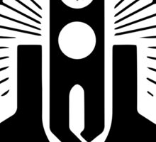 College of Winterhold - Jersey Style #2 Sticker