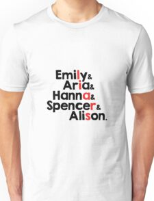 Little liars Unisex T-Shirt
