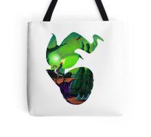 Earthworm Jim Tote Bag