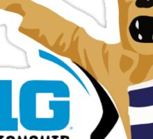 Penn State Big 10 Champs Sticker