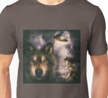 Night Wolves 2 Unisex T-Shirt