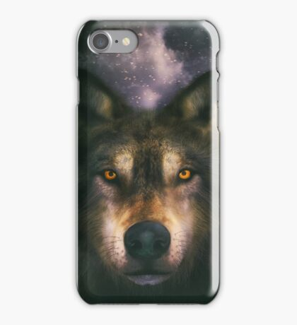 Night Wolves 2 iPhone Case/Skin