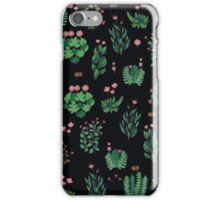 green garden iPhone Case/Skin