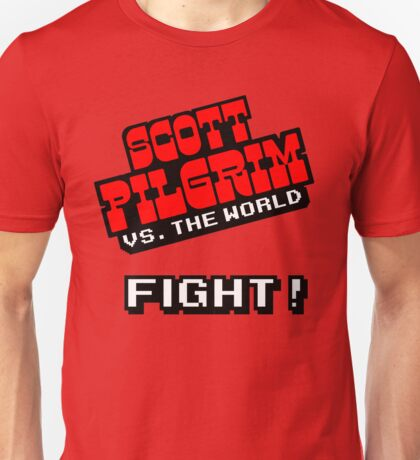 Scott Pilgrim Fight! Unisex T-Shirt
