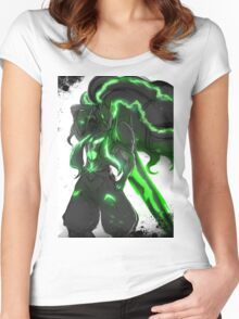 Susanoo Blazblue Central Fiction Women's Fitted Scoop T-Shirt