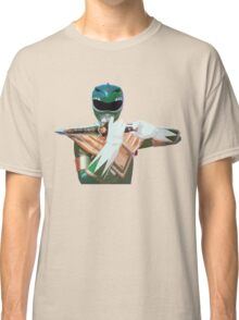 Tommy The Green Ranger Classic T-Shirt