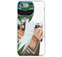 Tommy The Green Ranger iPhone Case/Skin