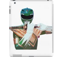 Tommy The Green Ranger iPad Case/Skin