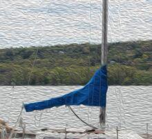 Sailboat Sticker