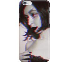 Holographic Vamp iPhone Case/Skin