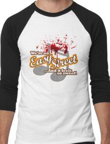 Easy Street Men's Baseball ¾ T-Shirt