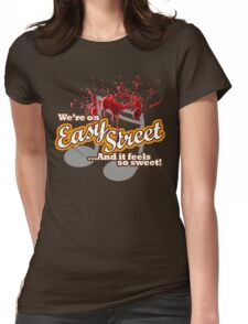 Easy Street Womens Fitted T-Shirt