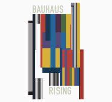 BAUHAUS RISING Baby Tee