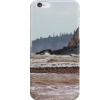 Come Crashing In iPhone Case/Skin