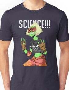 Peridot Cool Science Steven Universe Unisex T-Shirt