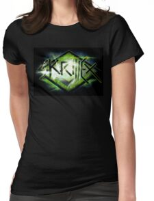 SKRILLEX EXPLOSION Womens Fitted T-Shirt