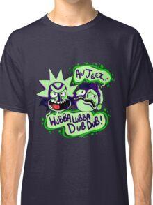 Rick and Morty - Wubba Lubba Dub Dub Classic T-Shirt