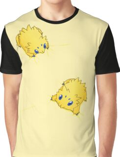 Joltik Static Cling Graphic T-Shirt