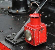 Steam Train Lamp by Alexandra Lavizzari