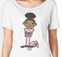 Ballerina: Sarah Women's Relaxed Fit T-Shirt