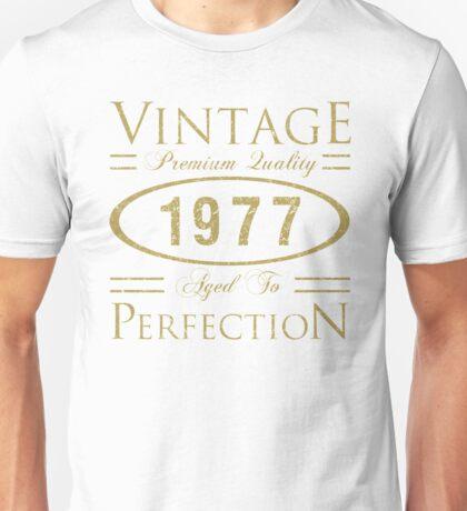 1977 Premium Quality Unisex T-Shirt