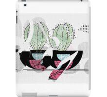 Damaged Cactus iPad Case/Skin