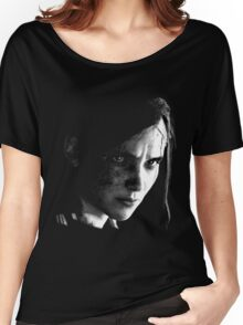 The Last of Us 2 - Ellie Women's Relaxed Fit T-Shirt