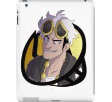 Your Boy Guzma iPad Case/Skin