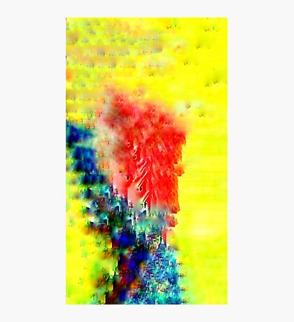 Study of Color - Primaries Photographic Print