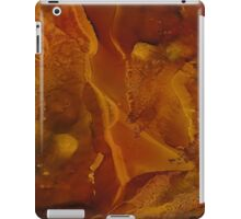 Olinguito | Alcohol Ink Abstract iPad Case/Skin