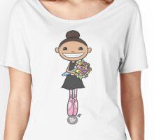 Ballerina: Rachel Women's Relaxed Fit T-Shirt