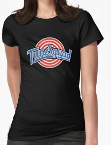 Tune Squad - Space Jam Womens Fitted T-Shirt