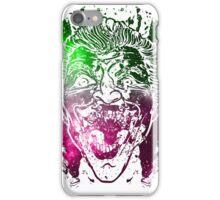 Galactic Joker 1 iPhone Case/Skin