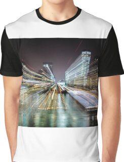 Warp City 6 Graphic T-Shirt