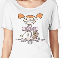 Ballerina: Claire Women's Relaxed Fit T-Shirt