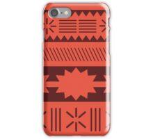 Moana Minimalist Pattern iPhone Case/Skin