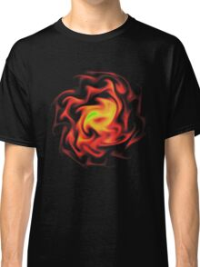 Flame Design Classic T-Shirt