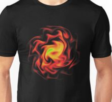 Flame Design Unisex T-Shirt