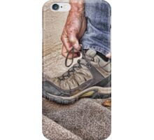 Shoe Lace iPhone Case/Skin