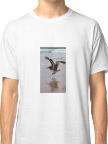 Mr. Pelican in flight Classic T-Shirt