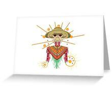 Jalepeno  Greeting Card