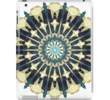 Spike Mandala iPad Case/Skin