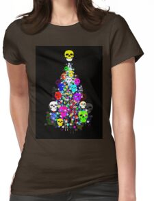 HAVE YOURSELF A ALT LITTLE CHRISTMAS Womens Fitted T-Shirt