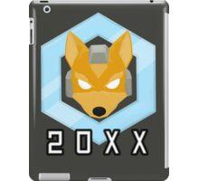 Fox 20XX Melee Shine iPad Case/Skin