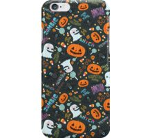 Halloween pattern iPhone Case/Skin
