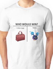 Nebby Get In The Bag Unisex T-Shirt