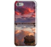Long Reef Sunrise iPhone Case/Skin