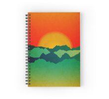 Mountain Mama Spiral Notebook