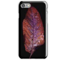 Unique Leaf iPhone Case/Skin