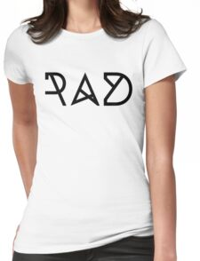 Rad. Womens Fitted T-Shirt